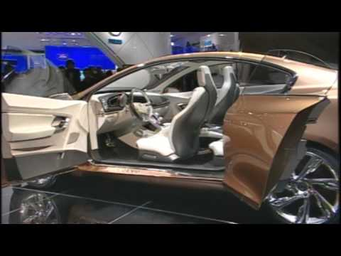 VOLVO S60 Concept Car is revealed Detroit Motor Show 2009