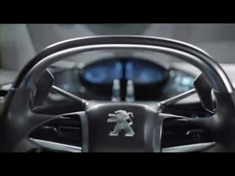 New Peugeot SR1 Concept Car 2010