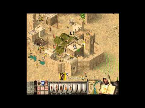 +100500 обзоров видео. Руководство для нубов Stronghold Crusader