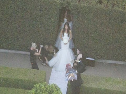 KIM KARDASHIAN WEDDING IS OFFICIAL